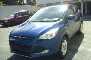 Ford Escape 2013 4WD