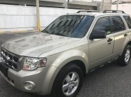 Ford Escape XLT 2010 4 Cilindros