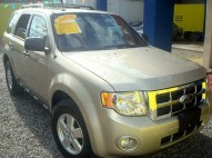 Ford Escape XLT 2010 Recien Importada