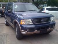 Ford Explorer 2002 4X4 Eddie Bauer