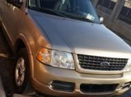 Ford Explorer 2002 PRECIO NEGOCIABLE