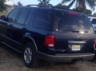 Ford Explorer 2004 Azul