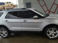 Ford Explorer Límited 2012