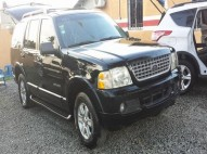 Ford Explorer Limited 2002