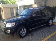 Ford Explorer Limited 2010