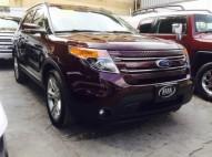 Ford Explorer Limited 2011