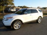 Ford Explorer Limited Platinium 2011