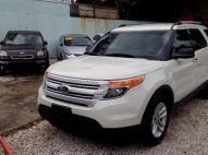 Ford Explorer XL 2012