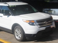 Ford Explorer XL 2013