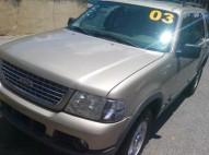 Ford Explorer XLT 2002 DORADO 4X2