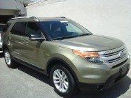 Ford Explorer XLT 2012 4WD
