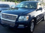 Ford Explorer XLT 4WD 2007