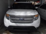 Ford Explorer XLT ECOBOOST 2013