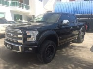 Ford F 150 Platinum 2016
