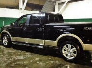 Ford F-150 2007 Lariat 4x4 Gas Natural y Gasolina