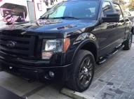 Ford F-150 FX4 2010 4X4 doble cabina negro