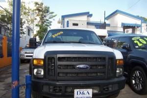 Ford F250 Super Duty 2009