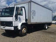 Ford F800 1992