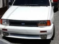 Ford Festiva 1990 Gas y Gasolina RD48000
