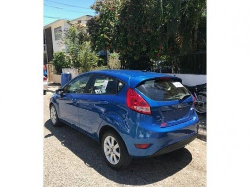 Ford Fiesta 2011 Azul