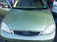 Ford Focus 2007 Sedan