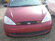 Ford Focus Station 2002