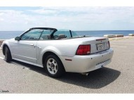 Ford Mustang 2001 Convertible Color Gris