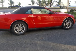 Ford Mustang 2012 Convertible