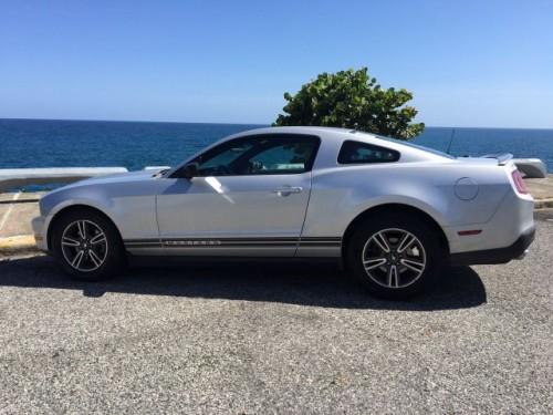Ford Mustang 2012 Premium Package Recién Importado.
