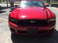 Ford Mustang 2013 Convertible