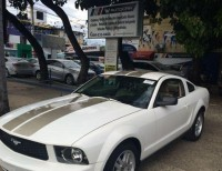 Ford Mustang 35 Aniversario 2008