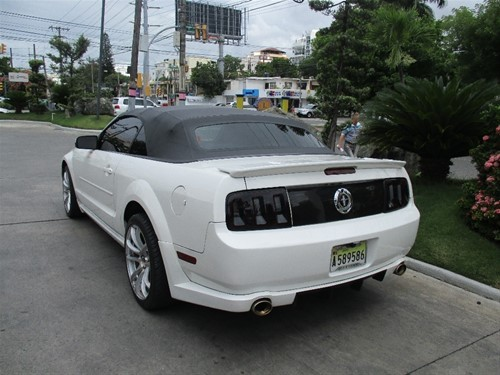 Ford Mustang Convertible 2007