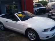 Ford Mustang Convertible 2012