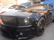 Ford Mustang Roush Blackjack 2008
