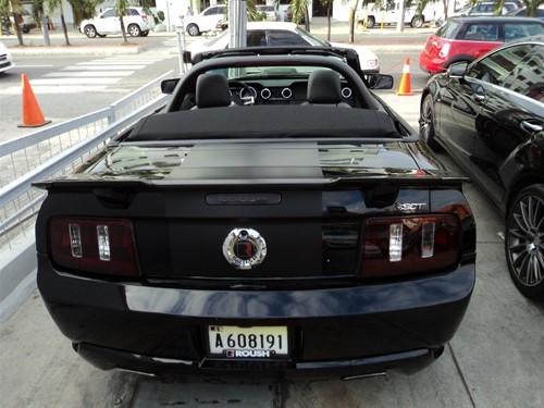 Ford Mustang Roush Blackjack 2008