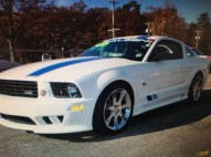 Ford Mustang Saleen Supercharge 2008