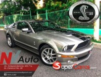 Ford Mustang Shelby Cobra GT500 2009