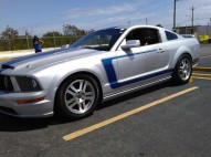 Ford Mustang gt 2006 CHIPC