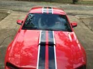Ford Mustang v6 45th aniversario