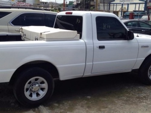 Ford Ranger 2010
