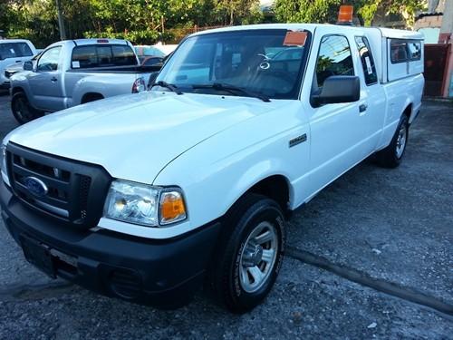 Ford Ranger XLT 2011