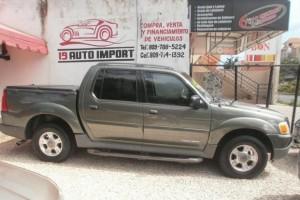 Ford Sport Trac XLT 2002