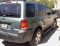 Ford escape 2007 4x4