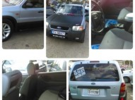 Ford escape v6 2003