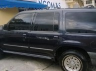 Ford explorer 2000 azul