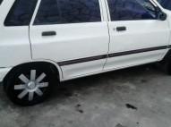 Ford festiva 2000 BLANCO