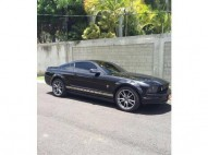 Ford mustang 2009 negro automatico