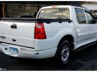 Ford sport trac 2004 blanca 6cc 4x4 lether buena
