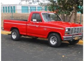 Ford 150 del ′82 302 v8