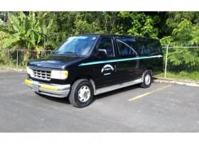 Ford E-350 VAN 1996 de pasajeros en 3500
